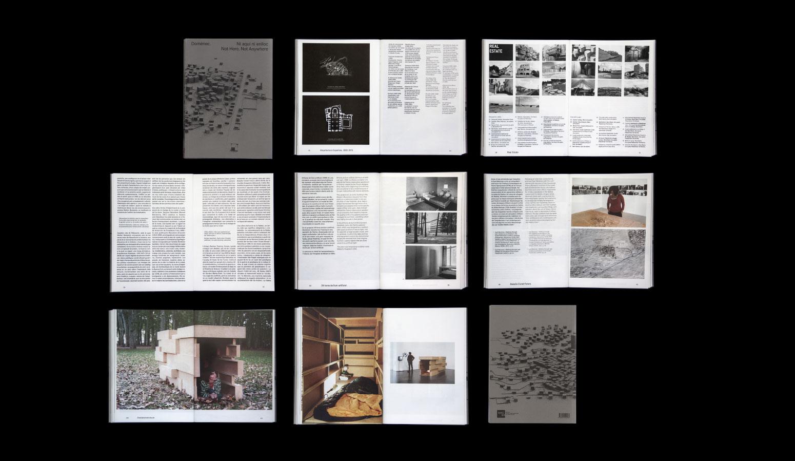 Publicación para MACBA - Museo de Arte Contemporáneo de Barcelona