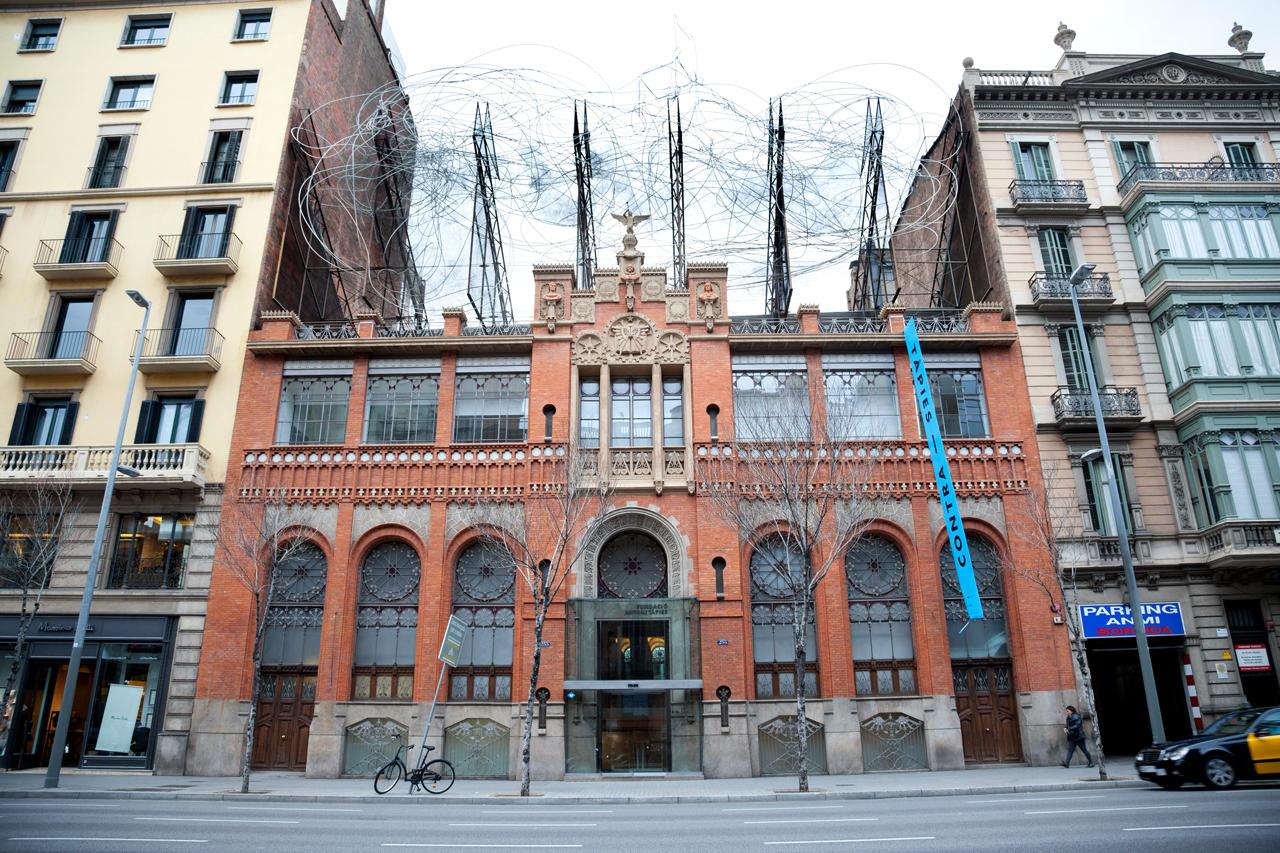 Fundació Antoni Tàpies - dosgrapas